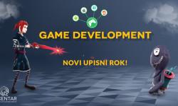 Početak obuke Razvoj 3D video igara